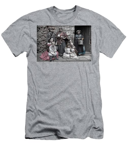 Ragged Victorians 7 Men's T-Shirt (Athletic Fit)