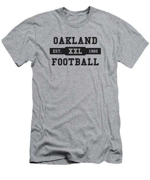 Raiders Retro Shirt Men's T-Shirt (Athletic Fit)