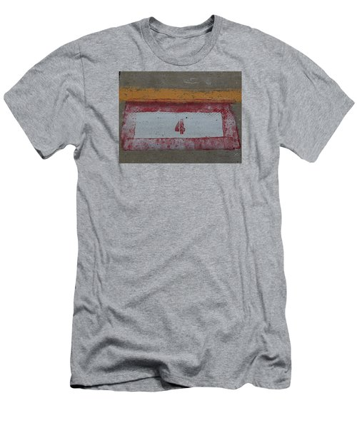 Railroad Art Men's T-Shirt (Athletic Fit)