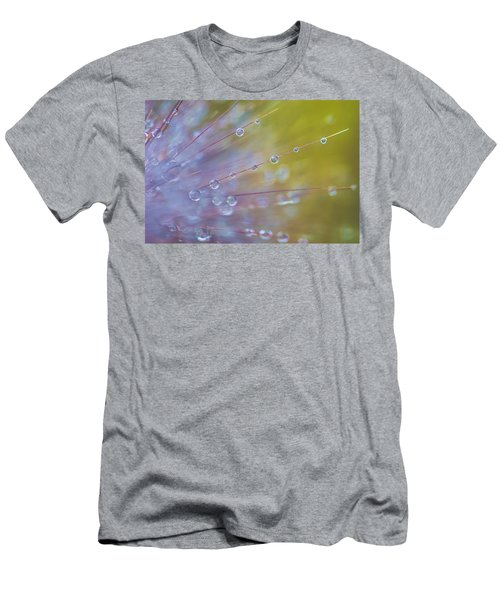 Rain Drops - 9753 Men's T-Shirt (Athletic Fit)