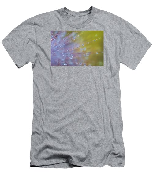 Rain Drops - 9753 Men's T-Shirt (Athletic Fit)