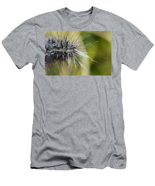 Rain Drops - 9760 Men's T-Shirt (Athletic Fit)