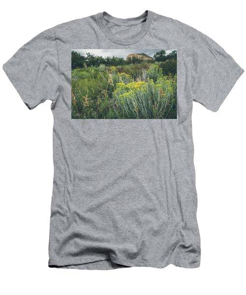 Rain Glow Men's T-Shirt (Athletic Fit)