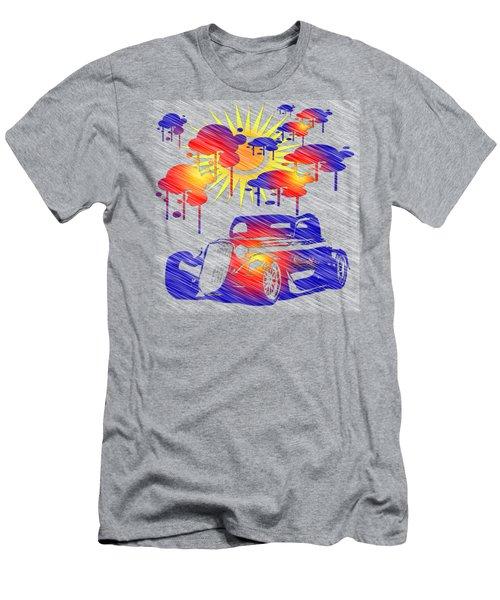Rain Showers Men's T-Shirt (Athletic Fit)