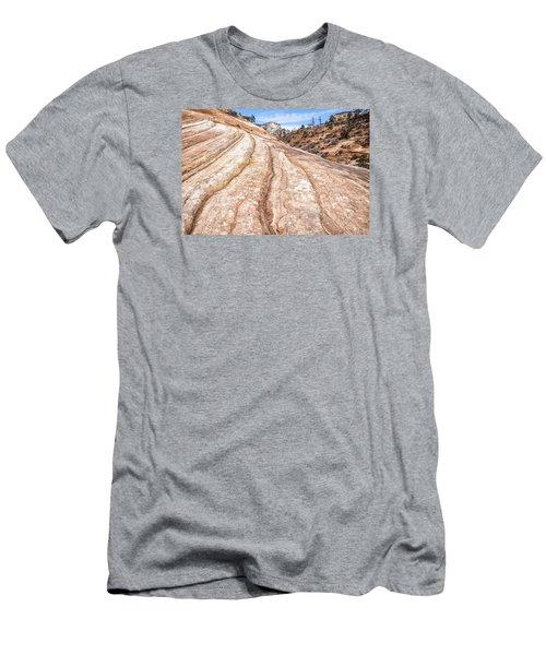 Rain Worn Men's T-Shirt (Athletic Fit)