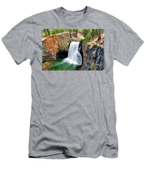 Rainbow Falls 11 Men's T-Shirt (Athletic Fit)