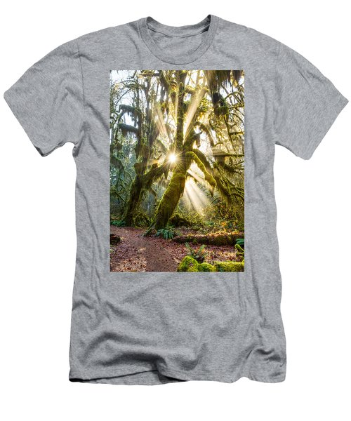 Rainforest Magic Men's T-Shirt (Athletic Fit)