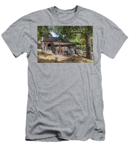 Ramsey Canyon Cabin Men's T-Shirt (Athletic Fit)