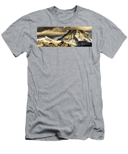 Ranrapalca Crowned Men's T-Shirt (Athletic Fit)
