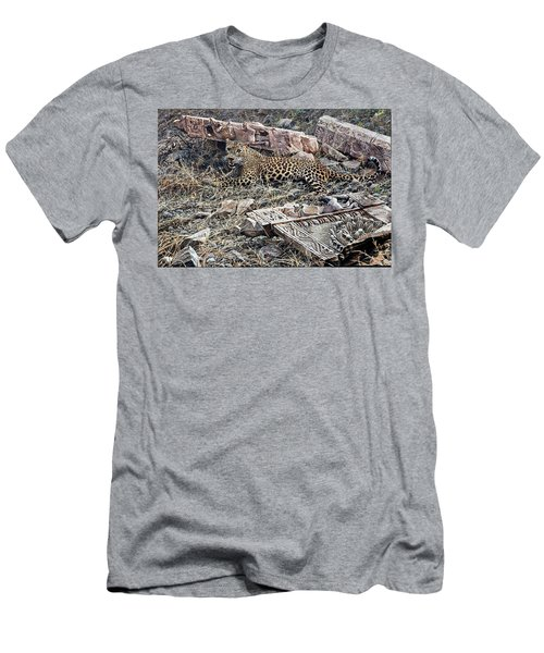 Ranthambore Apparition Men's T-Shirt (Athletic Fit)
