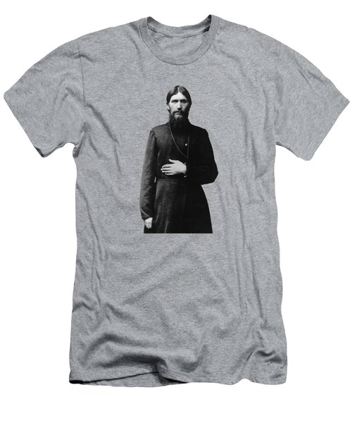 Rasputin The Mad Monk Men's T-Shirt (Athletic Fit)