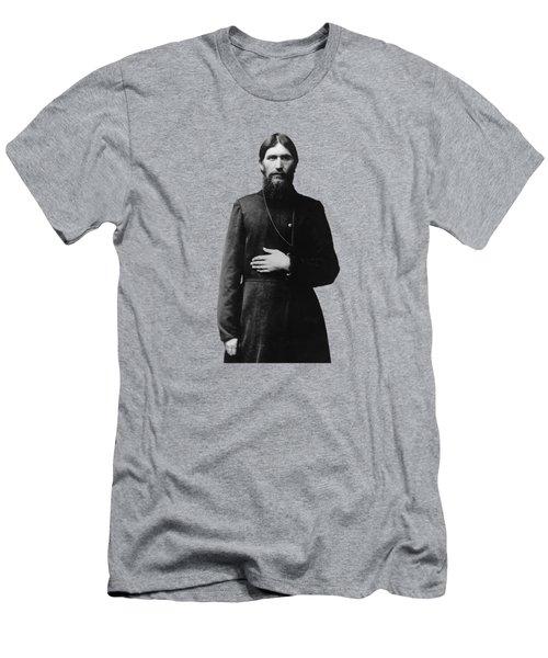 Rasputin The Mad Monk Men's T-Shirt (Athletic Fit)