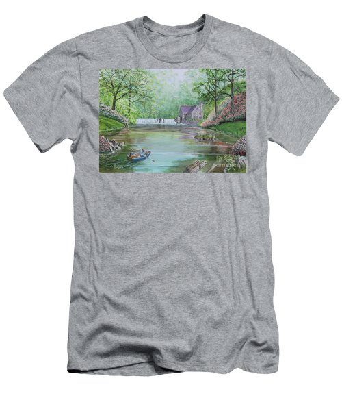 Ratty And Mole's Grand Day Out Men's T-Shirt (Athletic Fit)