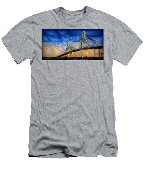 Ravenel At Dusk Men's T-Shirt (Athletic Fit)