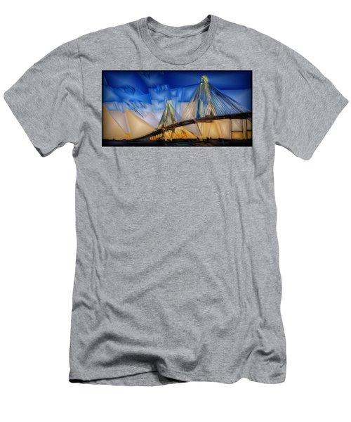 Ravenel At Dusk Men's T-Shirt (Athletic Fit)
