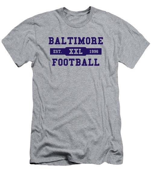 Ravens Retro Shirt Men's T-Shirt (Slim Fit) by Joe Hamilton