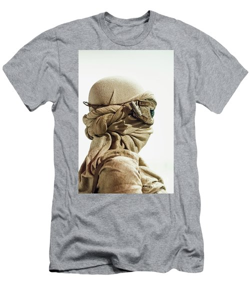 Ray From The Force Awakens Men's T-Shirt (Slim Fit) by Micah May