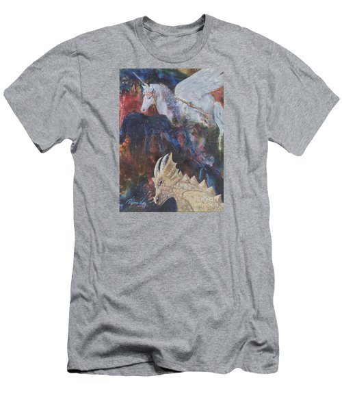 Rayden's Magic Men's T-Shirt (Athletic Fit)