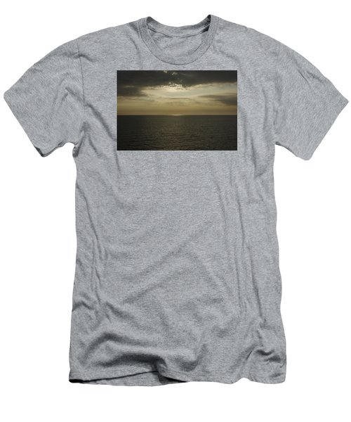 Men's T-Shirt (Slim Fit) featuring the photograph Rays Of Beauty by Greg Graham