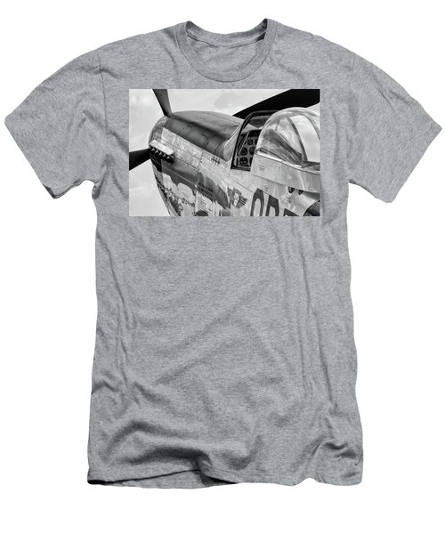 Ready To Fight Men's T-Shirt (Athletic Fit)
