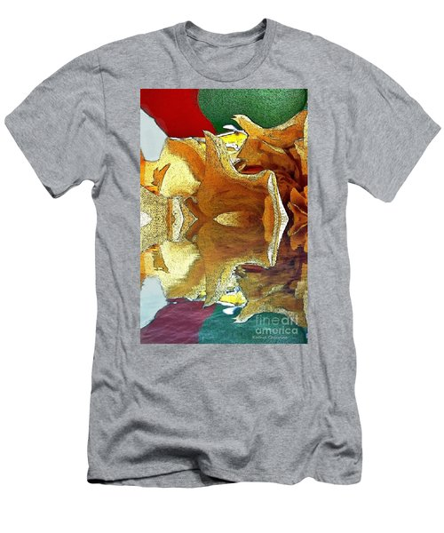 Ready To Fly Men's T-Shirt (Slim Fit) by Kathie Chicoine