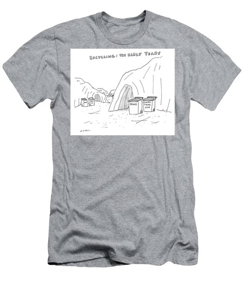 Recycling The Early Years Men's T-Shirt (Athletic Fit)
