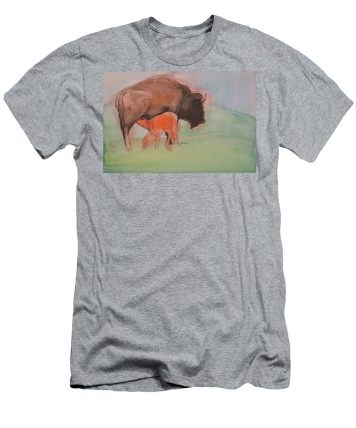 Red Dog Men's T-Shirt (Athletic Fit)