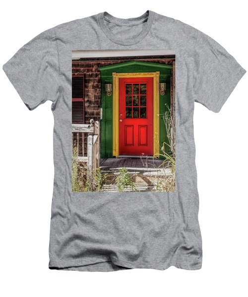 Red Door Men's T-Shirt (Athletic Fit)