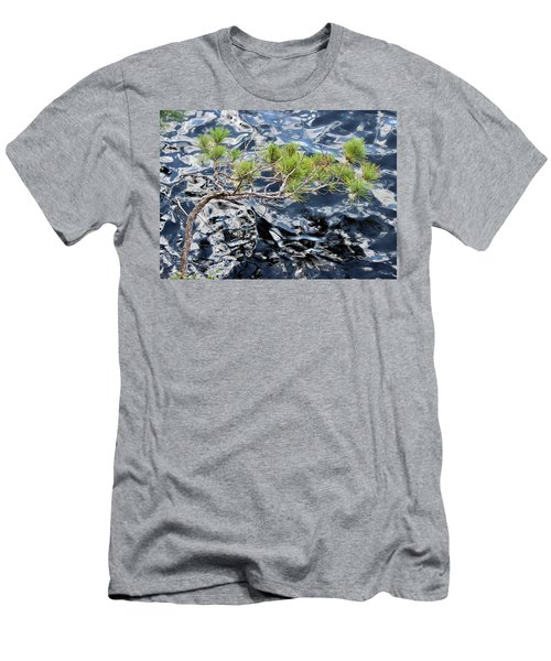Red Pine Men's T-Shirt (Athletic Fit)