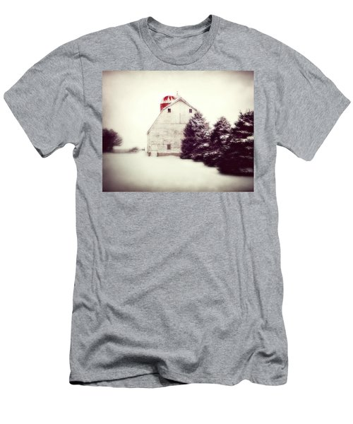 Red Silo Men's T-Shirt (Athletic Fit)