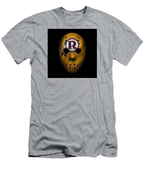 Redskins War Mask 3 Men's T-Shirt (Athletic Fit)