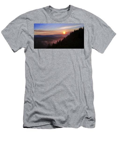 Redwood Sun Men's T-Shirt (Athletic Fit)