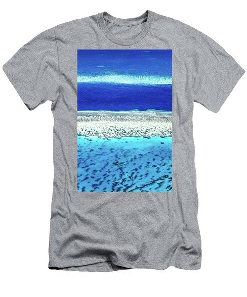 Reefs Edge Men's T-Shirt (Athletic Fit)