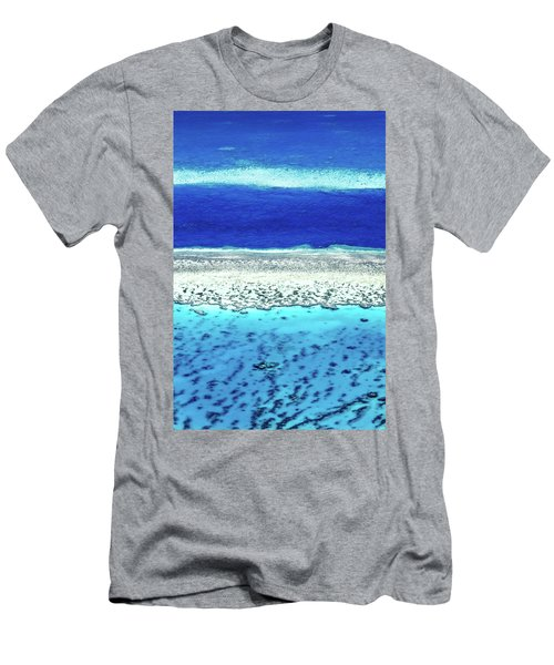 Reefs Edge Men's T-Shirt (Athletic Fit)