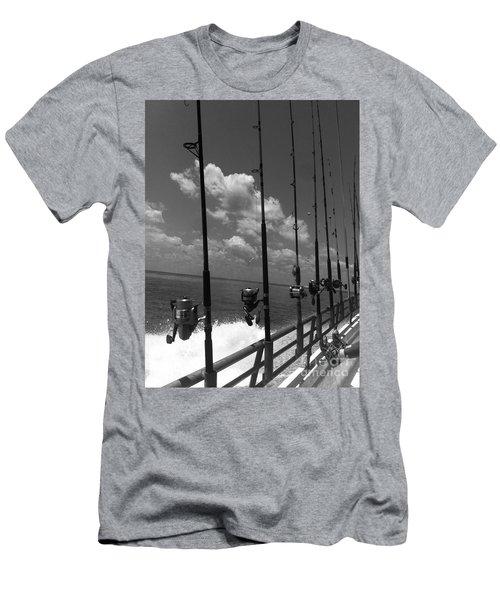 Reel Clouds Men's T-Shirt (Athletic Fit)