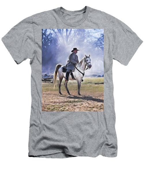 Reenactment General Men's T-Shirt (Athletic Fit)