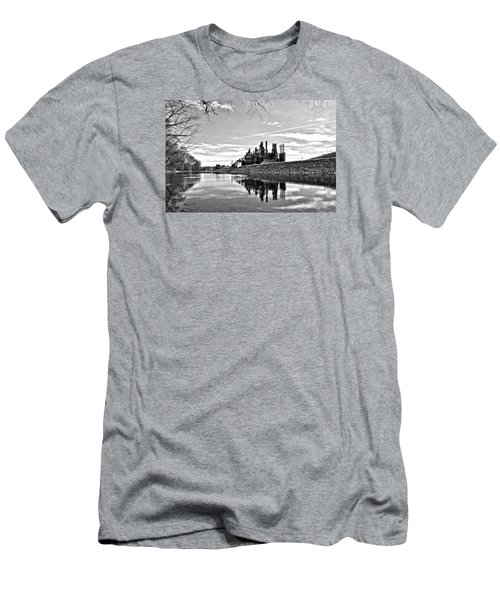 Reflection On The Lehigh Men's T-Shirt (Athletic Fit)