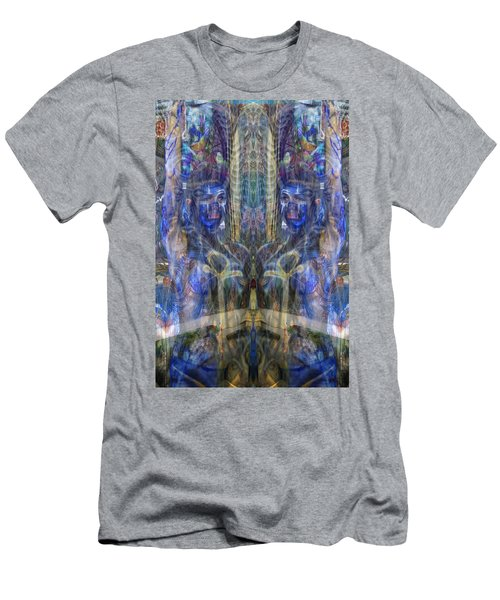 Reflection Refraction Men's T-Shirt (Athletic Fit)