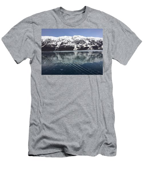 Reflections In Icy Point Alaska Men's T-Shirt (Athletic Fit)
