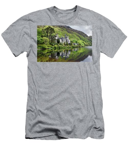 Reflections Of Kylemore Abbey Men's T-Shirt (Athletic Fit)