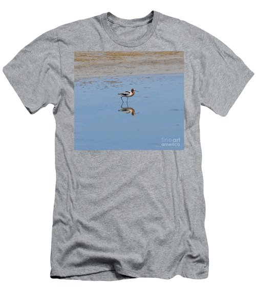 Reflections On The Great Salt Lake Men's T-Shirt (Athletic Fit)