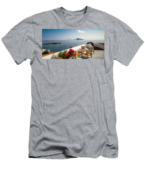 Relax Men's T-Shirt (Slim Fit) by Giuseppe Torre