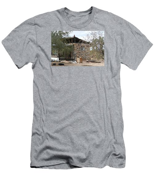 Remains Of Yesteryears Men's T-Shirt (Slim Fit)