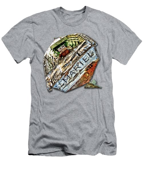 Remember The Mariel Men's T-Shirt (Slim Fit) by Bob Slitzan