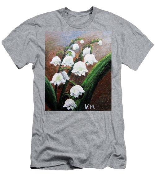 Remember The Scent Men's T-Shirt (Slim Fit) by Vesna Martinjak