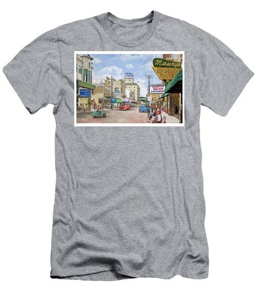 Remembering Duval St. Men's T-Shirt (Athletic Fit)