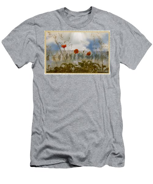 Remembrance Men's T-Shirt (Athletic Fit)