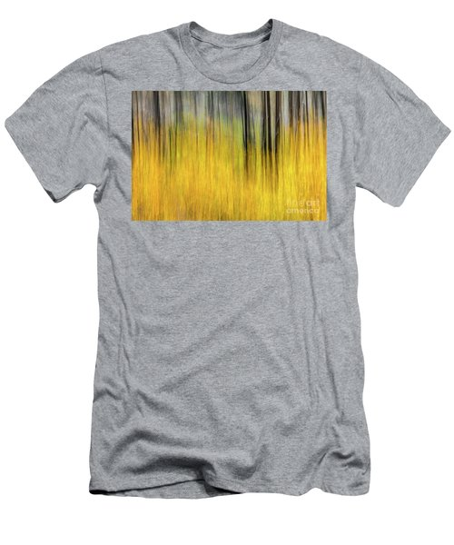 Renewal Abstract Art By Kaylyn Franks Men's T-Shirt (Athletic Fit)