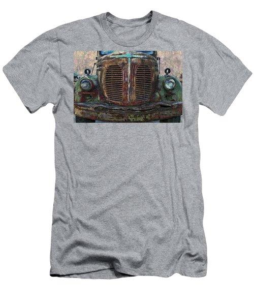 Reo Speedwagon - 2 Men's T-Shirt (Slim Fit) by Ed Hall