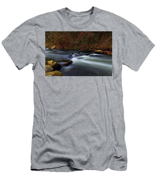 Resting By The Water Men's T-Shirt (Athletic Fit)